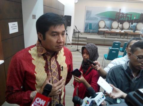 Politikus PDI Perjuangan Maruarar Sirait. Foto: Medcom.id/M Rodhi Aulia..