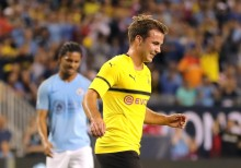 Goetze Yakin Dortmund Tembus 16 Besar Liga Champions