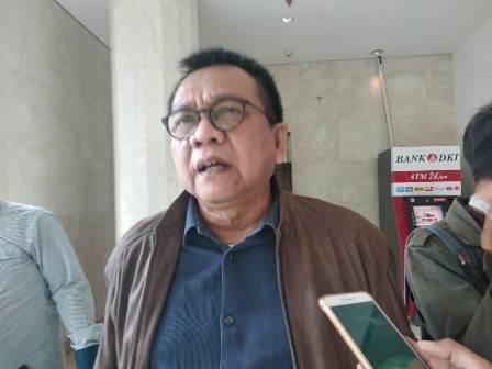 Wakil Ketua DPRD DKI Jakarta M Taufik.  Medcom.id Fachri Audhia Hafiez