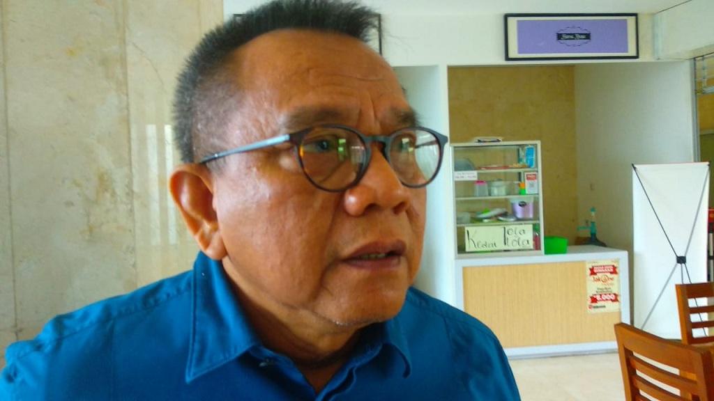 Wakil Ketua DPRD DKI Jakarta Mohamad Taufik - Medcom.id/M Sholahadhin Azhar.