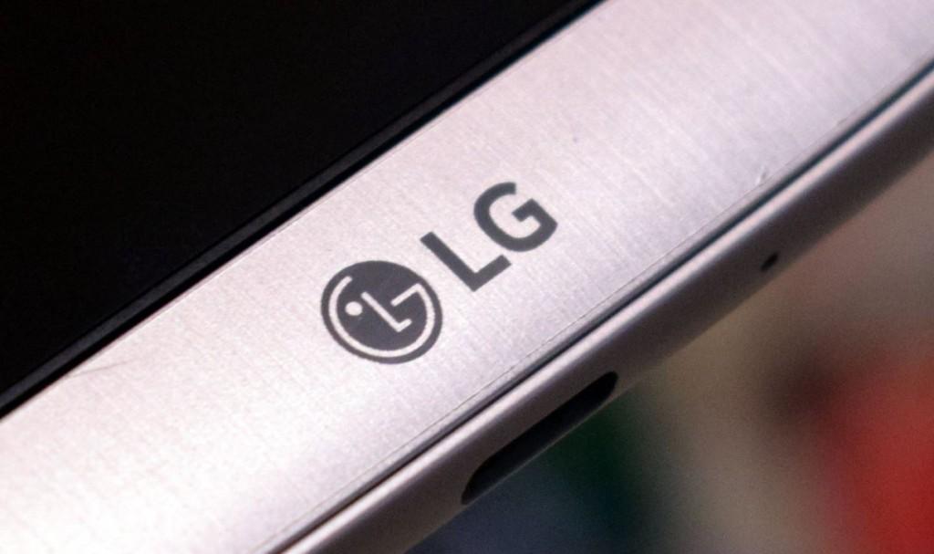 Smartphone LG.