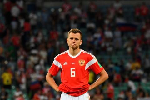 Cheryshev Bebas dari Kasus Doping