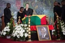 Mantan Sekjen PBB Kofi Annan Dimakamkan