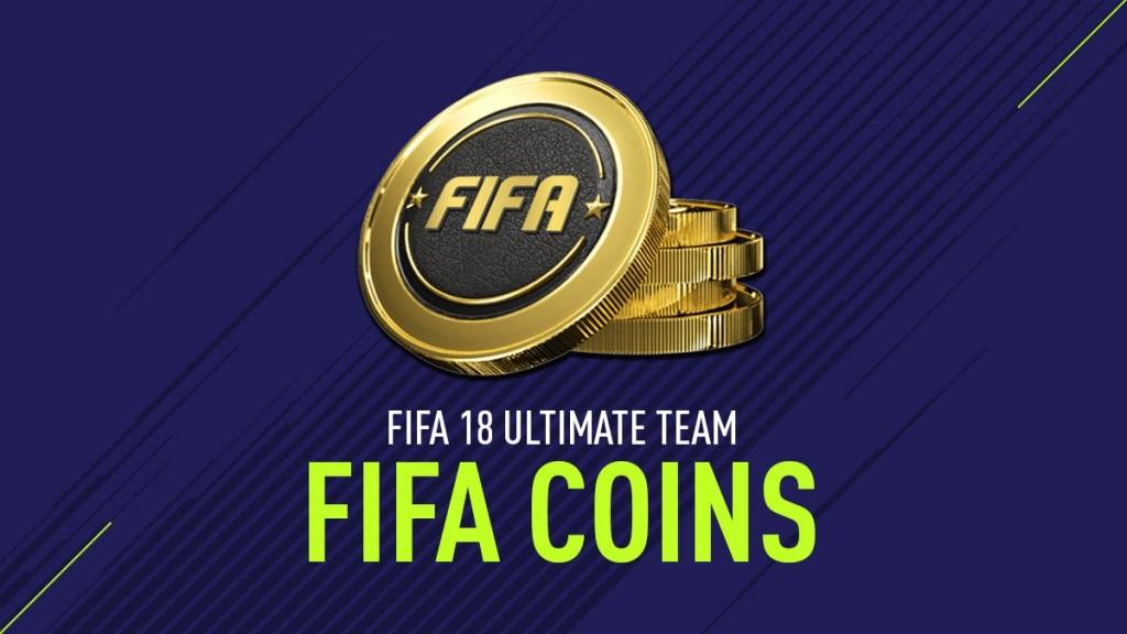 Fitur loot boxes di game FIFA 18.