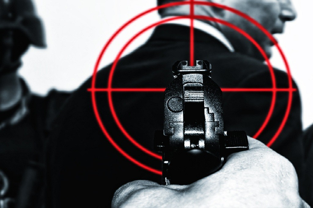 Ilustrasi penembakan, Medcom.id