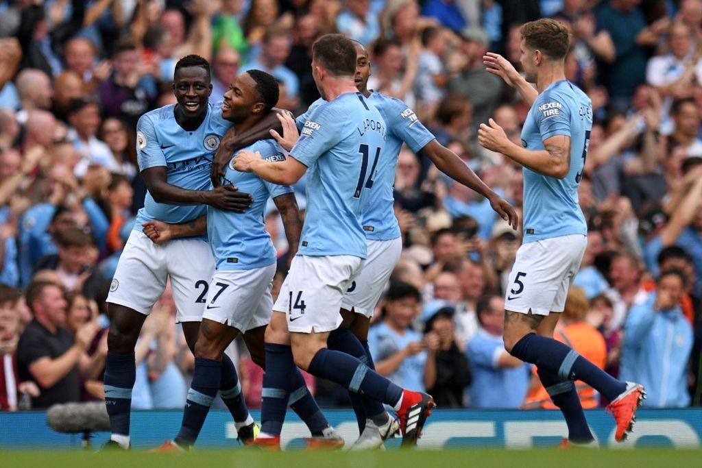 Manchester City (AFP/Oli Scarff)