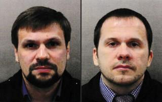 Inggris: Klaim 2 Tersangka Penyerang Skripal Bohong