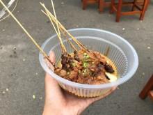 Mencicipi Makanan Khas Kalimantan di Festival Kuliner Serpong