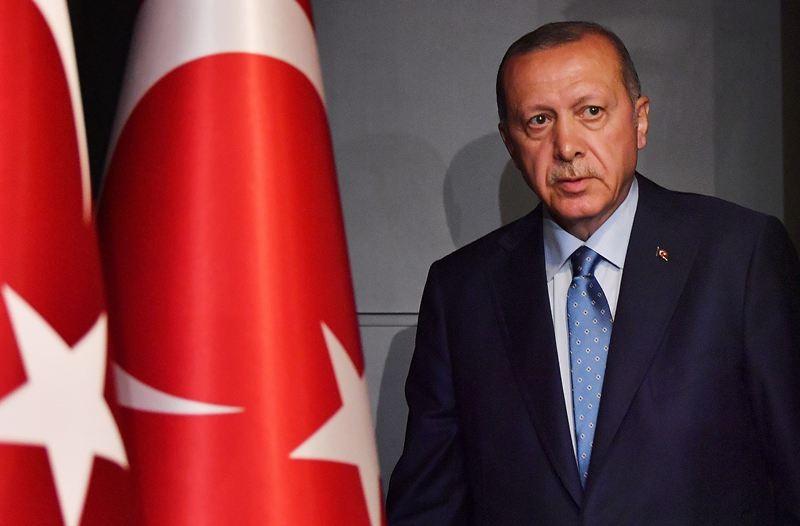 Presiden Turki Recep Tayyip Erdogan tuduh Amerika Serikat telah merusak ekonomi negaranya (Foto: AFP).