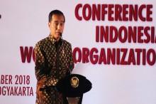 Bukan 'Emak-emak', Jokowi Setuju Perempuan Disebut Ibu Bangsa