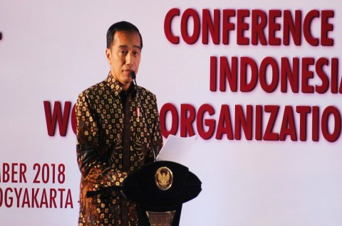 Presiden Joko Widodo, Medcom.id-Ahmad Mustaqim