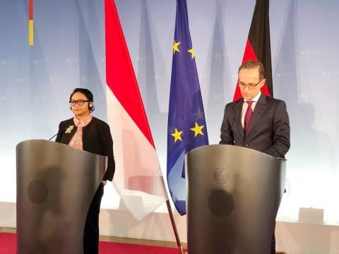 RI-Jerman Tetapkan Fokus Utama di DK PBB