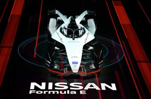 Akuisisi Tim e.dams, Nissan Debut di Formula E 2018-19