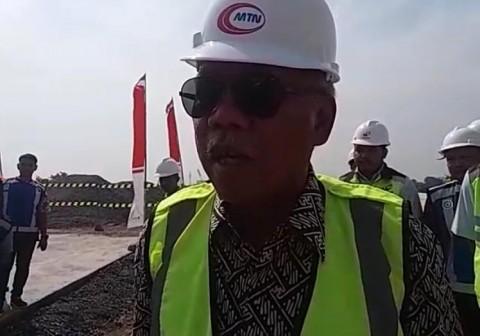 Public Works and Public Housing Minister Basuki Hadimuljono