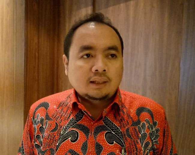 Komisioner Bawaslu Mochammad Afifuddin--Medcom.id/Siti Yona Hukmana.