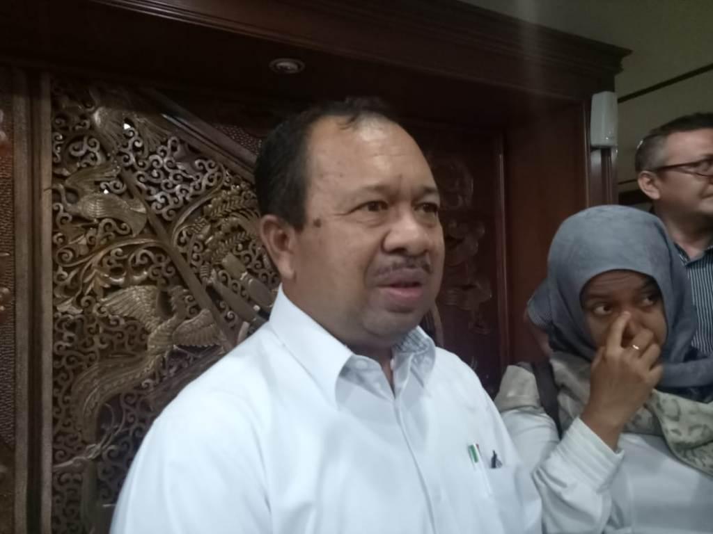 Direktur Jenderal Penguatan Inovasi Kemenristekdikti, Djumain Appe, Medcom.id/Intan Yunelia.