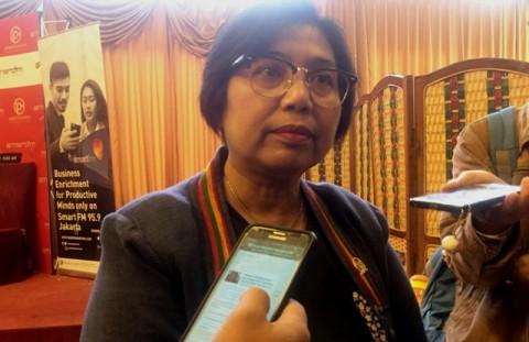 Ketua DPP NasDem Irma Suryani Chaniago. Foto: Medcom.id/Intan