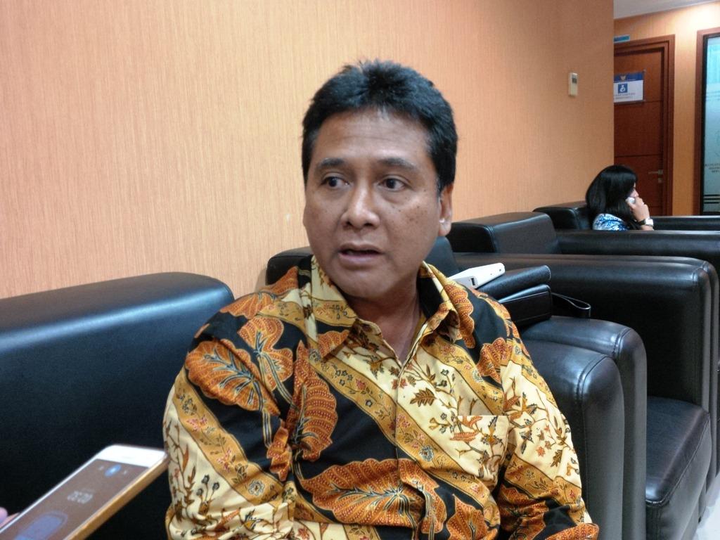 Ketua Umum Apindo Hariyadi Sukamdani. (FOTO: Medcom.id/Husen)