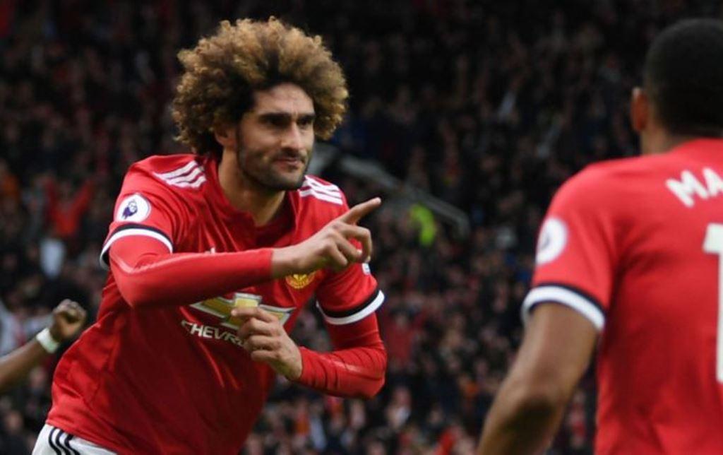 Marouane Fellaini (Foto: Sky Sports)