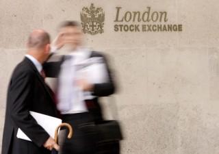 Bursa Saham Inggris Naik 0,31%