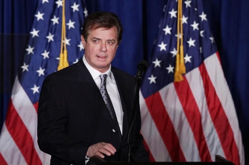 Mantan Ketua Tim Kampanye Trump, Paul Manafort. (Foto: AFP)