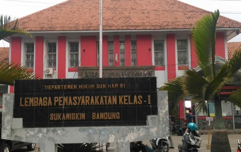 Lapas Sukamiskin Bandung, Sabtu 21 Juli 2018. Foto: Medcom.id/Roni Kurniawan
