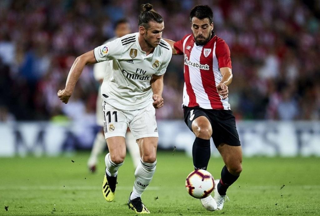 Laga Athletic Bilbao kontra Real Madrid (Twitter/tribundegri)
