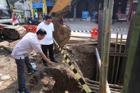 PDAM Diminta Cepat Perbaiki Kebocoran Pipa Utama Tangerang