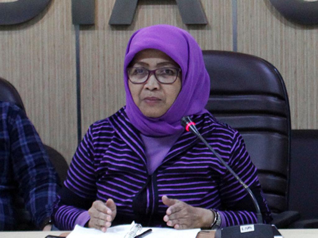 Mantan Anggota Badan Pengawas Pemilu (Bawaslu) Wahidah Suaib. Foto: MI/Bary Fathahilah.