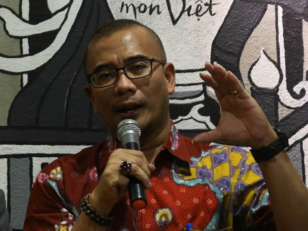 Komisioner KPU Hasyim Asy'ari. Foto: MI/Ramdani.