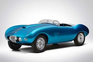 Karya Cantik Arnolt-Bristol Bolide Roadster 1954