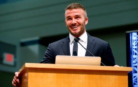 Gurauan Beckham untuk Gol ke-500 Ibrahimovic