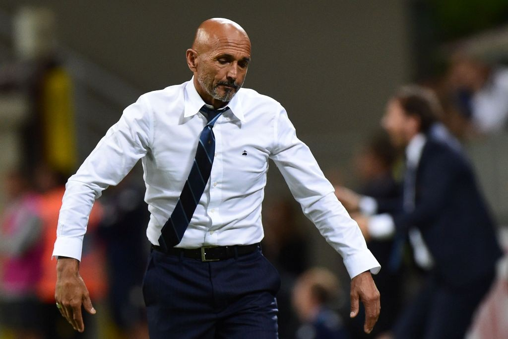 Luciano Spalletti (AFP/Miguel Medina)