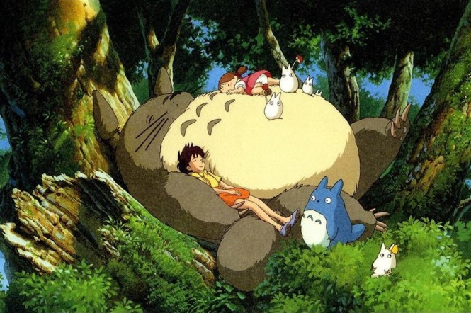 My Neighbor Totoro (Foto: Studio Ghibli)