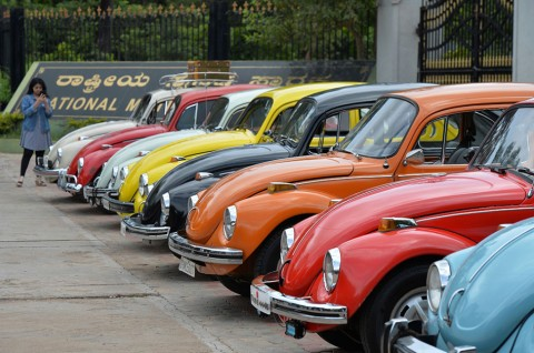 Mengenang VW Beetle, Mobil Rakyat yang Mendunia