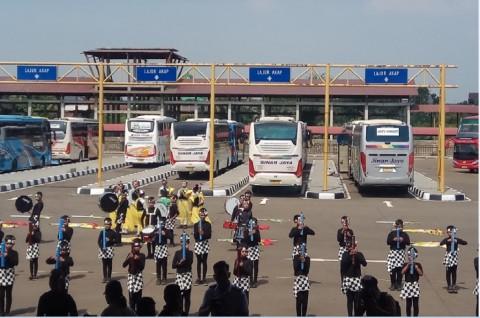 Terminal Jatijajar Depok Beroperasi Hari Ini