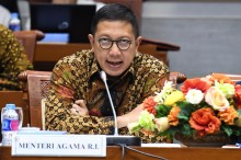 Menteri Agama Prihatin Angka Perceraian Meningkat