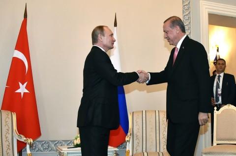 Rusia dan Turki Sepakat Ciptakan Zona Netral di Idlib