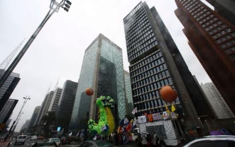 Ekonomi Brasil Tumbuh 0,57%
