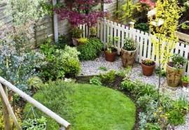 5 Cara Memperindah Taman dalam Rumah