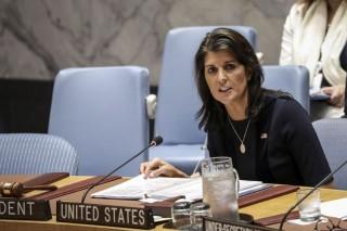 AS Tuding Rusia Bantu Korea Utara Hindari Sanksi PBB