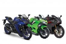 Pasar Motor Sport 250 cc Kian Tergerus