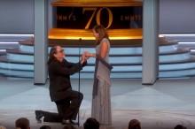 Sutradara Oscar Lamar Kekasih di Panggung Emmy