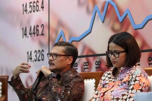 Deputi Bidang Koordinasi Ekonomi Makro dan Keuangan Kemenko