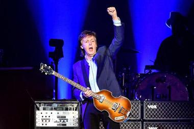 Paul McCartney (Foto: AFP)