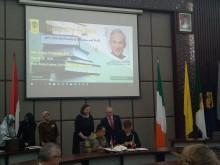 UI Teken MoU dengan Dua Perguruan Tinggi Irlandia