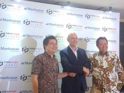 Managing Director Manhattan Associated Asia Tenggara Richard