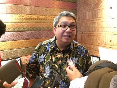 Ketua Asosiasi Pengusaha Ritel Indonesia (Aprindo) Roy Mandey.