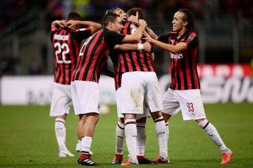 AC Milan. (Foto: MARCO BERTORELLO / AFP)