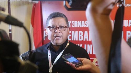 Sekjen PDI Perjuangan Hasto Kristiyanto. Foto: Medcom.id/Dheri